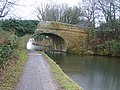 Bridge 119, Lancaster Canal - geograph.org.uk - 1652323.jpg