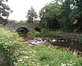 Bridge over the River Lagan at Dromore, Co. Down - geograph.org.uk - 36141.jpg