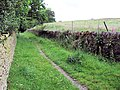 Bridleway, Bradley to Moor Gate - geograph.org.uk - 473206.jpg