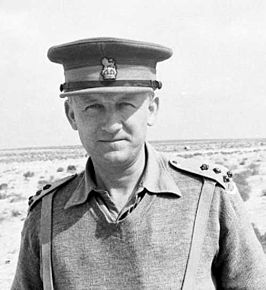 Waarnemend Lieutenant-General William Gott