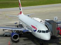G-EUPG - A319 - British Airways