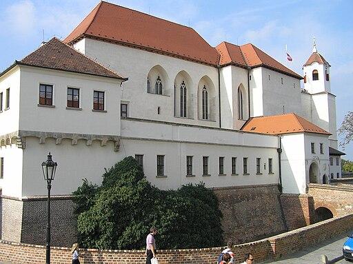 Brno Spilberk 1 beentree