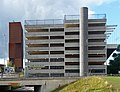 Broadcasting Tower and car park, Leeds (geograph 2743804).jpg