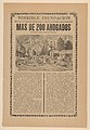 Broadsheet relating to the terrible flood in the towns of Malaga, Veloz and Pueblo del Colemar where more than 200 drowned MET DP868038.jpg