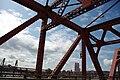 Broadway Bridge inside - Portland, Oregon.JPG