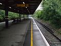 Bromley North stn platform 2 look north.JPG