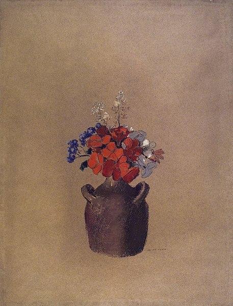 http://upload.wikimedia.org/wikipedia/commons/thumb/4/45/Brooklyn_Museum_-_Flowers_in_a_Vase_%28Fleurs_dans_un_vase%29_-_Odilon_Redon.jpg/457px-Brooklyn_Museum_-_Flowers_in_a_Vase_%28Fleurs_dans_un_vase%29_-_Odilon_Redon.jpg