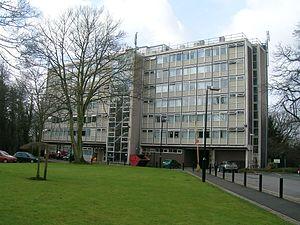 Didsbury Campus - Broomhurst Halls of Residence