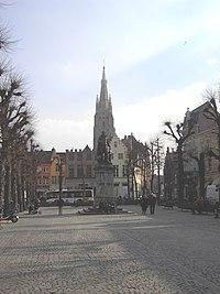 Brugge - Simon Stevinplein.jpg