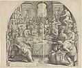 Bruiloft te Kana, RP-P-1883-A-7304.jpg