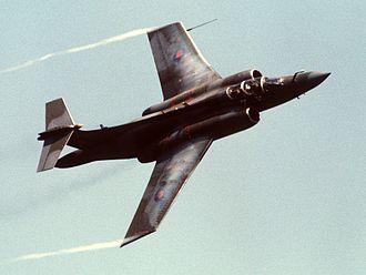 Blackburn Buccaneer - Buccaneer S.2B, RAF Mildenhall, 1988