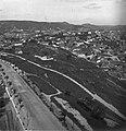 Budapest I., Kilátás a Hegedűs villából a Tabán és a Naphegy felé. Fortepan 18132.jpg