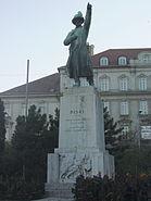 Budapeszt-pomnikJozefaBema1