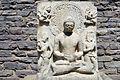 Buddha Statue, Sanchi Stupa, Sanchi, Madhya Pradesh.jpg