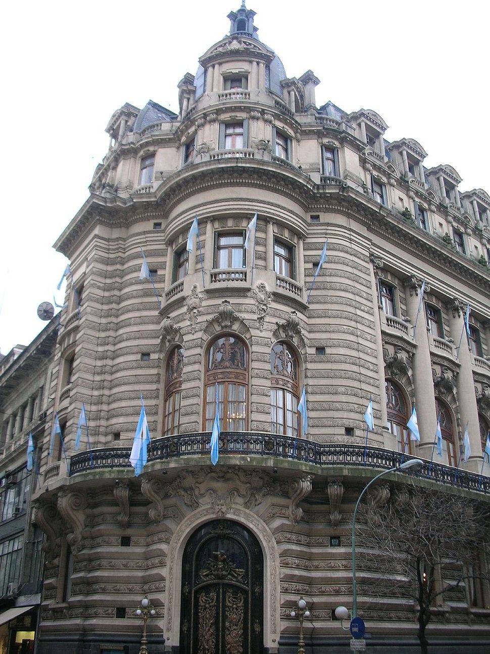 Buenos Aires - Florida y Córdoba