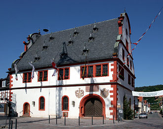 Bürgstadt - Renaissance town hall