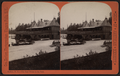 Buffalo, N.Y., the boat house in the park, by Barker, George, 1844-1894.png