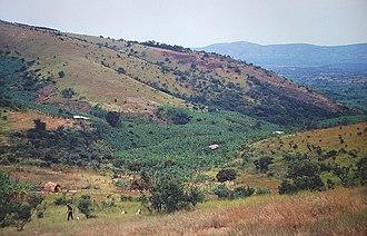 Kagera (region) - Karagwe District