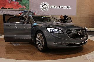 Buick Avenir Motor vehicle