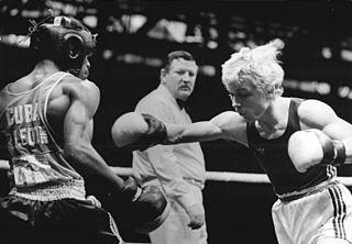 Ramon Ledon Cuban boxer