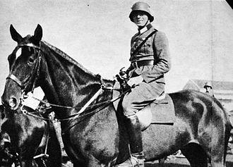 Claus von Stauffenberg - Stauffenberg in 1926