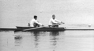 Frank Forberger - Dieter Grahn (left) and Frank Forberger