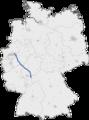 Bundesautobahn 45 map.png