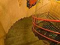 Bunkr Parukářka, schodiště.jpg