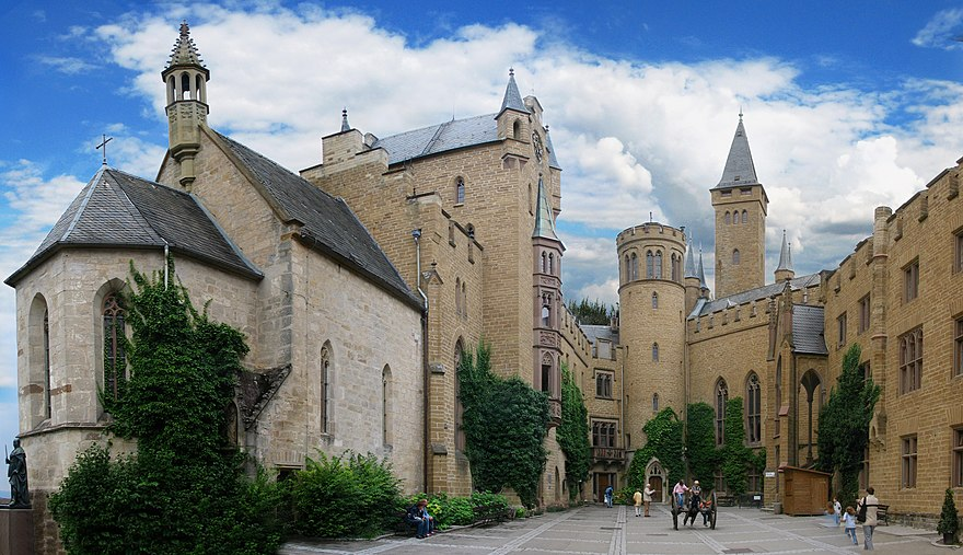 Hohenzollern Castle The Reader Wiki Reader View Of Wikipedia