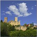 Burg Rötteln...Sommer. - panoramio.jpg