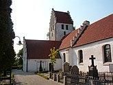 Fil:Burlövs gamla kyrka.jpg