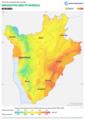 Burundi DNI Solar-resource-map lang-FR GlobalSolarAtlas World-Bank-Esmap-Solargis.png