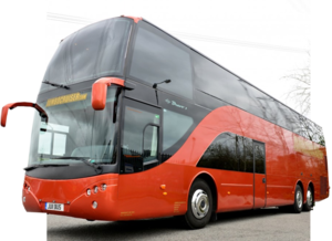 Sleeper bus - Jumbocruiser 2012 Ayats Bravo sleeper coach JU11BUS