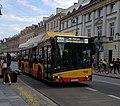 Bus in Warsaw, Solaris Urbino 12 electric n°1918.jpg