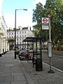 Bus shelter in St George's Square - geograph.org.uk - 1558008.jpg