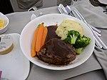 Business class meal on Fiji Airways 910.jpg