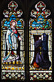 Buttevant St. Mary's Church East Transept Window Lower Lights Revelation of the Sacred Heart 2012 09 08.jpg