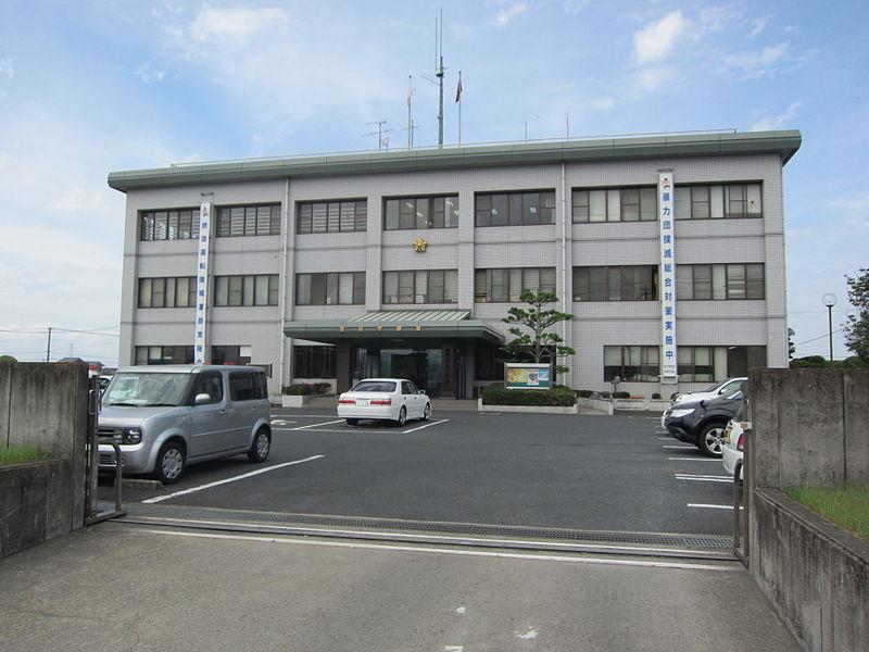 File:Buzen police Station.JPG