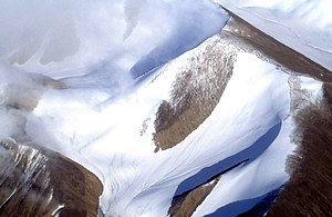 Byam Martin Mountains - Image: Byam Martin Mountains 11 1997 08 05