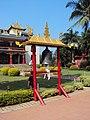 Bylakuppe - Namdroling Monastery 13.JPG