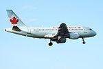 C-GITP A319 Air Canada (14829121703).jpg
