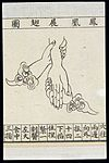 C20 Chinese medical illustration in trad. style; Hand massage Wellcome L0039662.jpg
