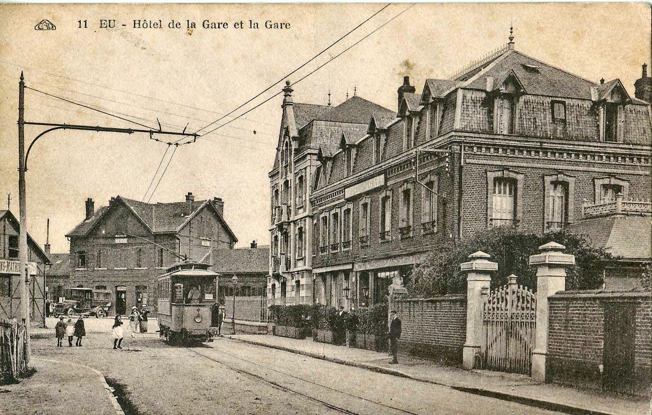 Hotel Gare St Charles