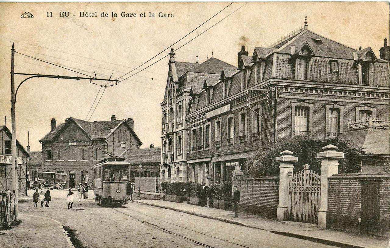 Rue De La Ville D Hiver Saint Palais Sur Mer