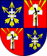 COA bishop SK Rabek Frantisek.png