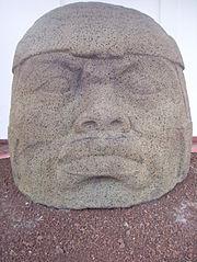 monument Q de Tres Zapotes