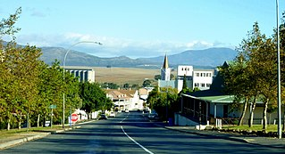Caledon, Western Cape Place in Western Cape, South Africa