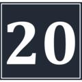 Calendar Icon 20 BW.png