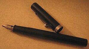 Calligraphy Fountain Pen.
