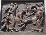 Calvary of Karl I of Austria. Station 13. Jesus is taken down from the cross. - Tihany.JPG